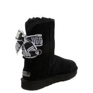 UGG Customizable Bailey Bow II Boot **NWOT